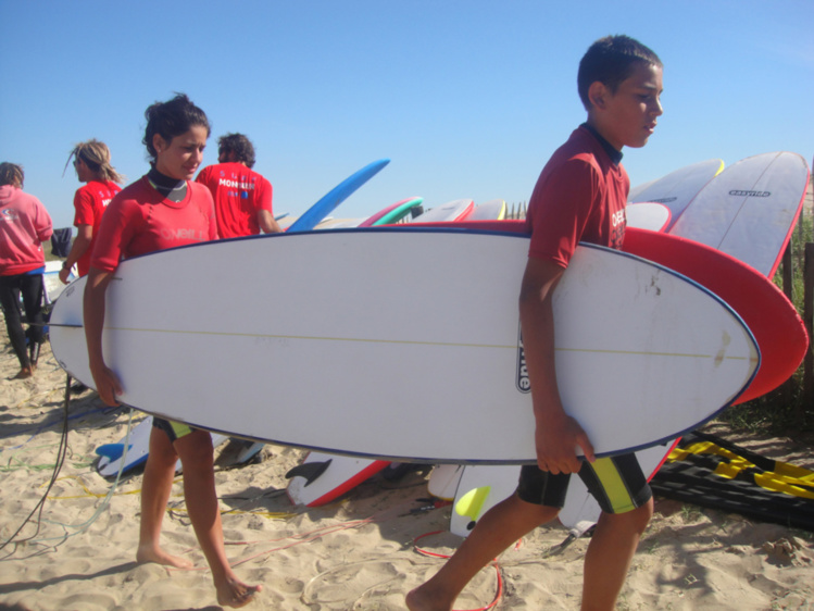 Stage Surf 13 -16 ans
