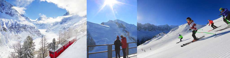 Photo : Cie Mont Blanc
