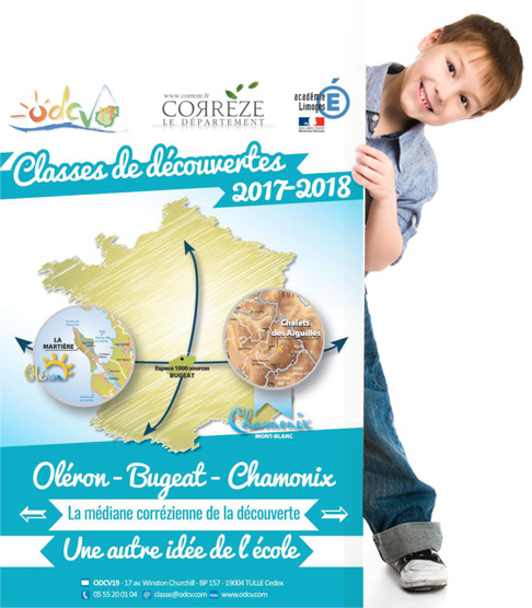 Classes Découvertes - Plans Départemental et Ville de Brive