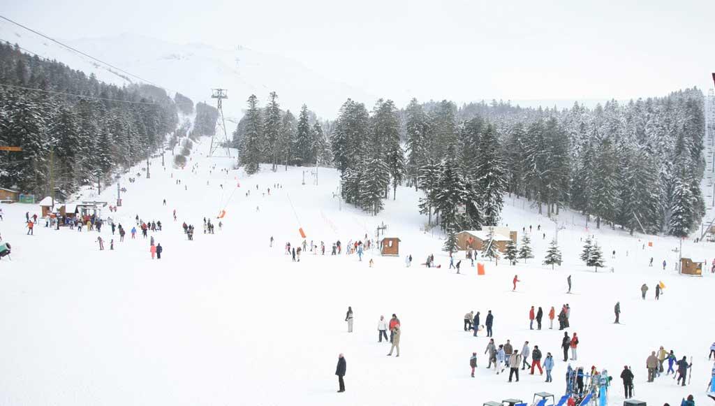 Ski au Lioran 6-12 ans