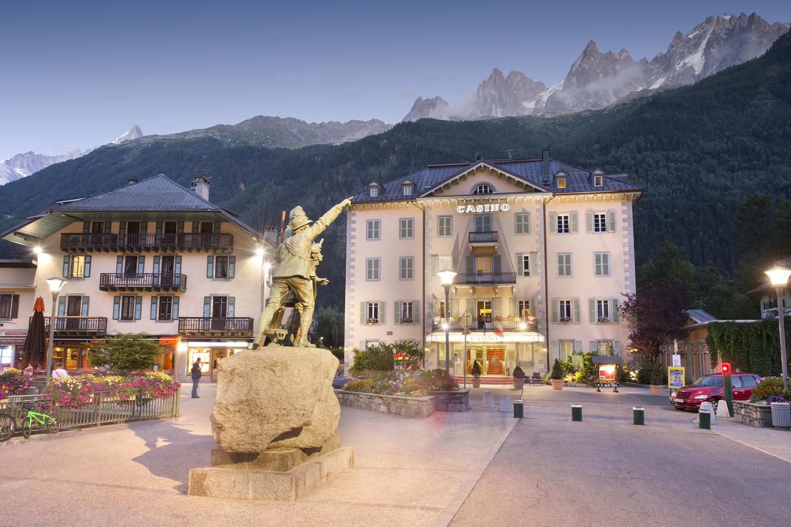 Vacances Eté 2018 à Chamonix