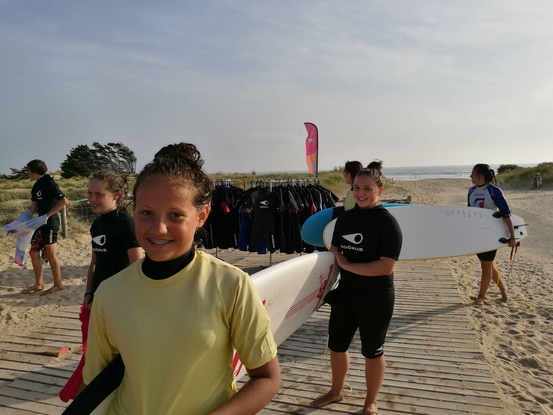 04 - Stage Surf