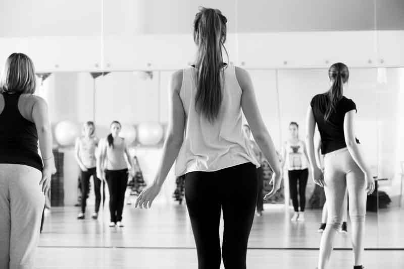 14 - Stage Danse