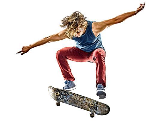 20 - Stage Skate