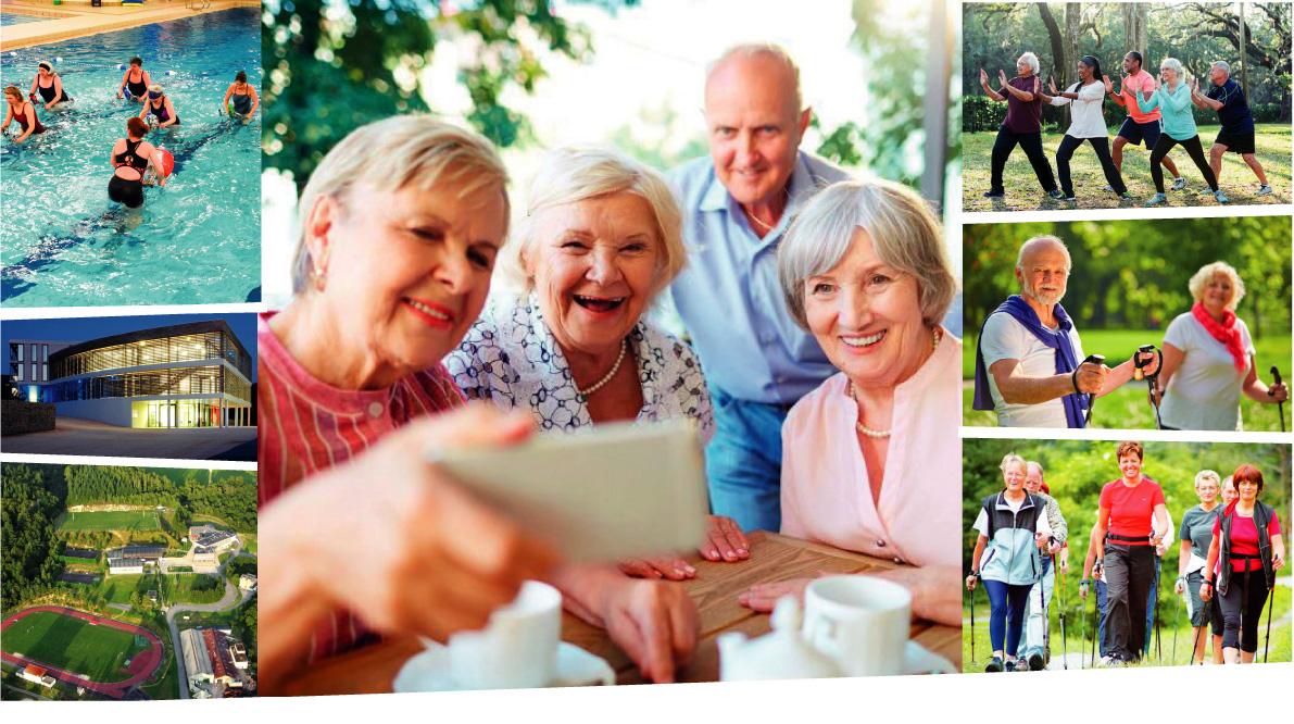 Spécial seniors - Bien vieillir avec l'ODCV: le bon réflexe