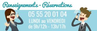 Séjours à Oléron - Contactez-nous