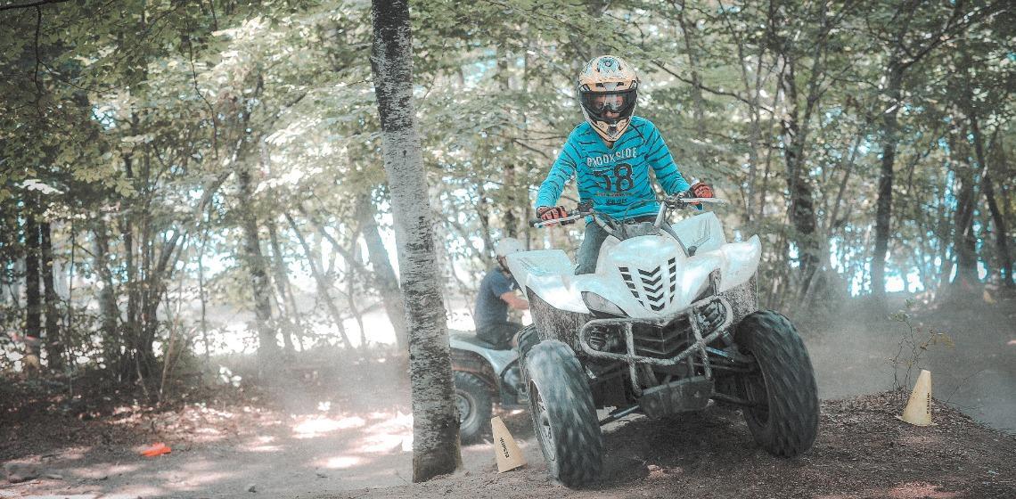 Stage Multi Moto Quad - 8/17 ans