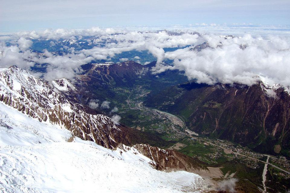 Chamonix et ses environs