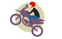 Stage Motocross découverte 6-17 ans