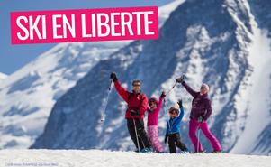 Formule Ski en liberté