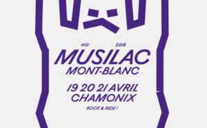 Musilac Mont-Blanc du 19 au 21 avril 2018