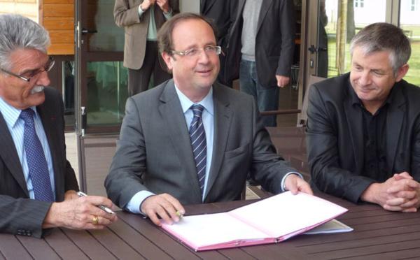 Deux Présidents de la République liés étroitement à l'histoire de l'ODCV