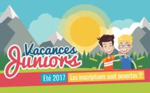 Vacances Juniors été 2017
