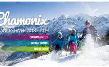 Vacances et forfait Ski à Chamonix Mont-Blanc : hiver 2018-2019