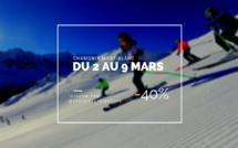 40 % de réduction sur votre séjour à Chamonix Mont-Blanc [2 au 9 mars 2019]