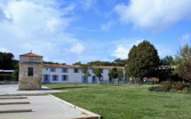 """Le centre d'accueil """"La Martière"""""""