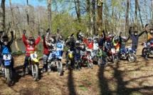 Stage Moto Cross Découverte 6-17 ans