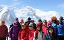 Ski au pied du Mont Blanc - 7/16 ans